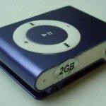 MP3 плеер со встроенной flash памятью