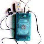 MP3 плеер с жестким диском