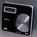 MP3 плеер на мини дисках