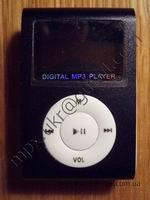 MP3 плеер, вид спереди.