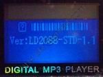 Версия прошивки MP3 плеера.
