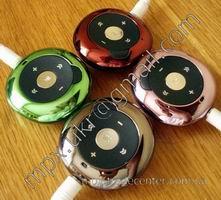 Цветовые варианты MP3 плеера.