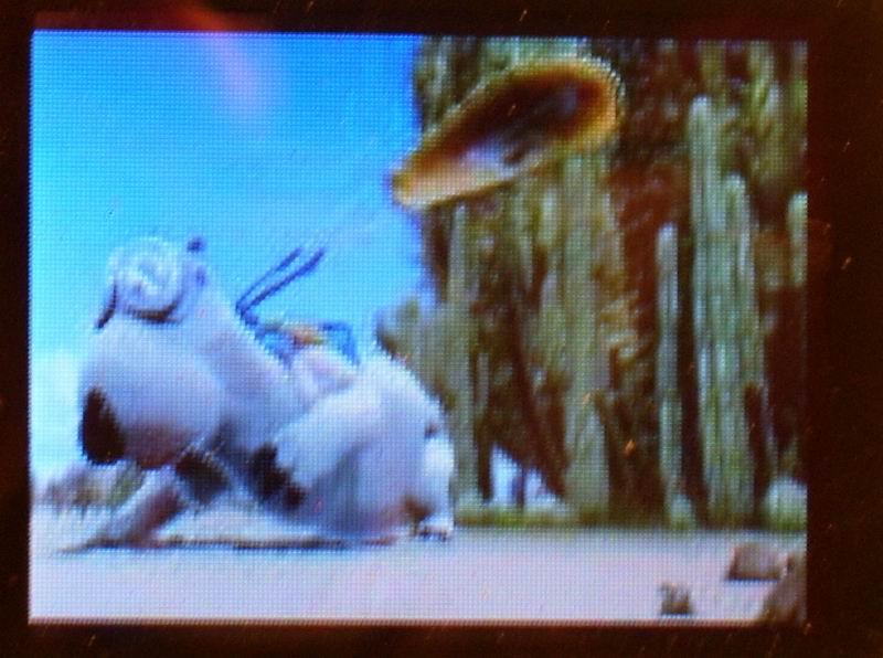 Видео в MP4 плеере.