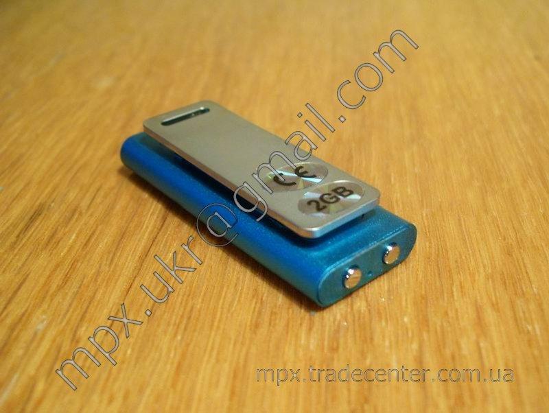 MP3 аудио плеер, ipod shuffle copy Generation 3.