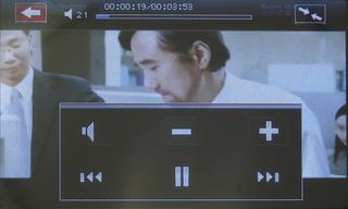 Видео проигрыватель в MP5 плеере Onda VX777LE
