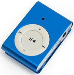 Копия iPod shuffle со встроенной камерой.