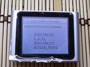 Версия прошивки серого китайского ipod nano 6g.