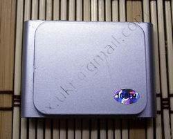 Китайский ipod nano 6g серого цвета, вид сзади.