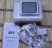 Комплектация китайского ipod nano 6g серого цвета.