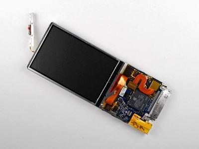 IPod nano 5g, без корпуса.