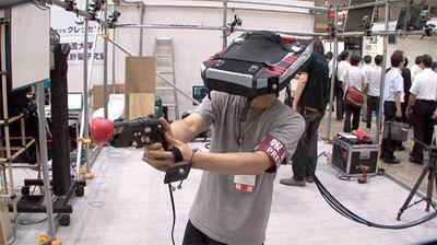 Система виртуальной реальности Immersive Digital Entertainment реагирует даже на Ваше настроение!
