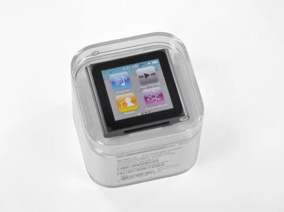 Ipod Nano 6g.