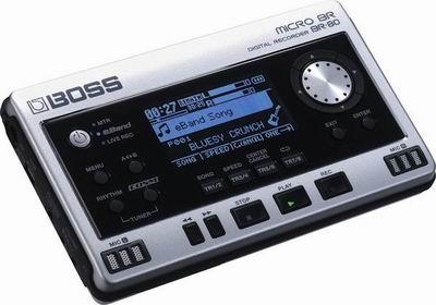 Мини рекордер Micro BR-80