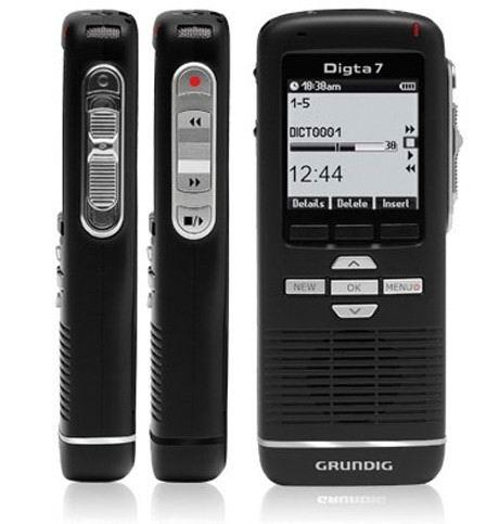 Диктофон Digta 7 Premium BT с Bluetooth