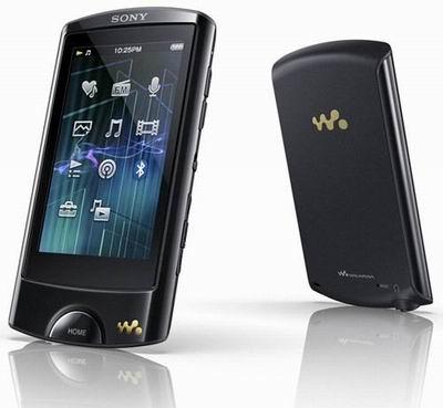 Новый плеер Walkman от Sony
