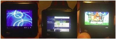 Фитнесс-часы Motorola MOTOACTV