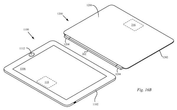 Smart Cover Patent