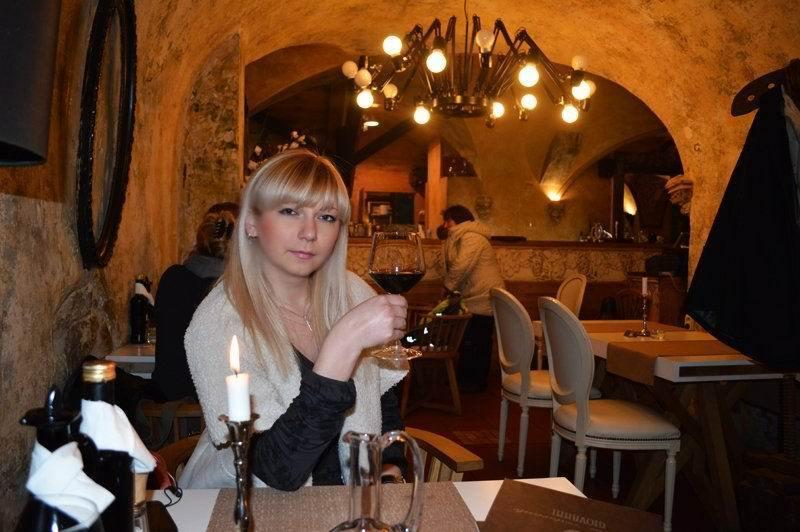 """Ресторанчик """"Giovanni"""". Интерьер-романтик."""