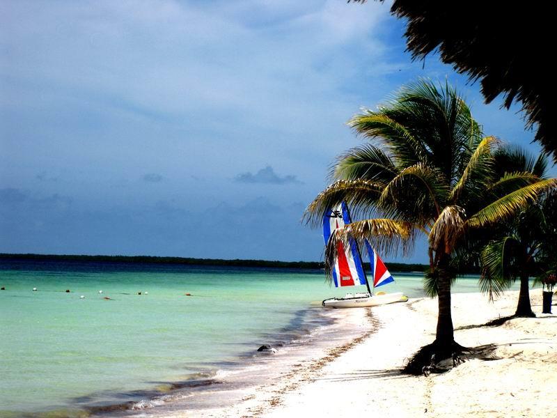 Куба, остров Кайо Бланко.