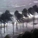 Разбушевался сильнейший тайфун в Филиппинах, Японии и Китае. Сегодня вечером, 11.07.2015, огромная волна снесет берег Китая.