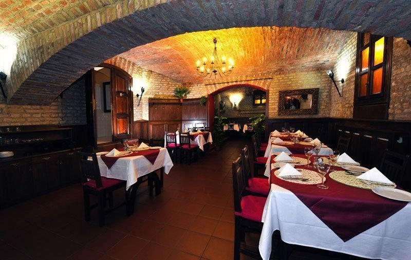 Индийский ресторан в Праге.
