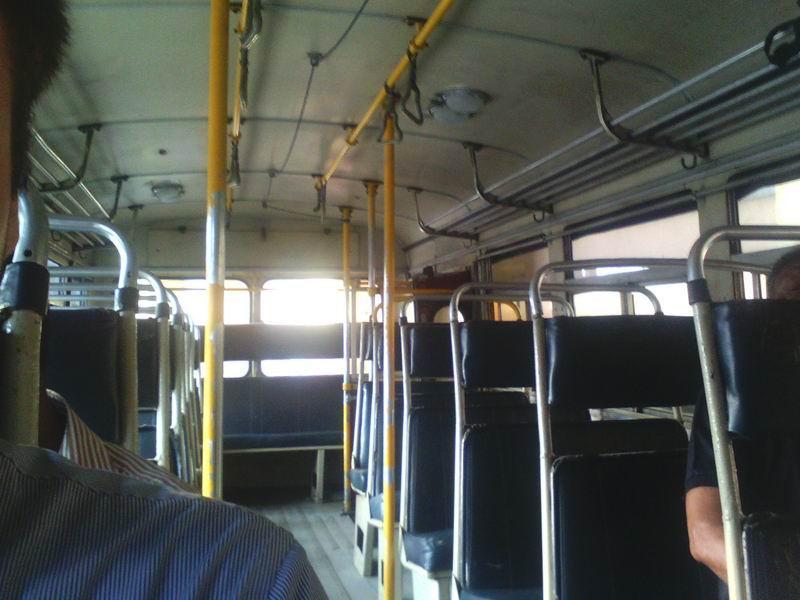 Автобус, Шри-Ланка.