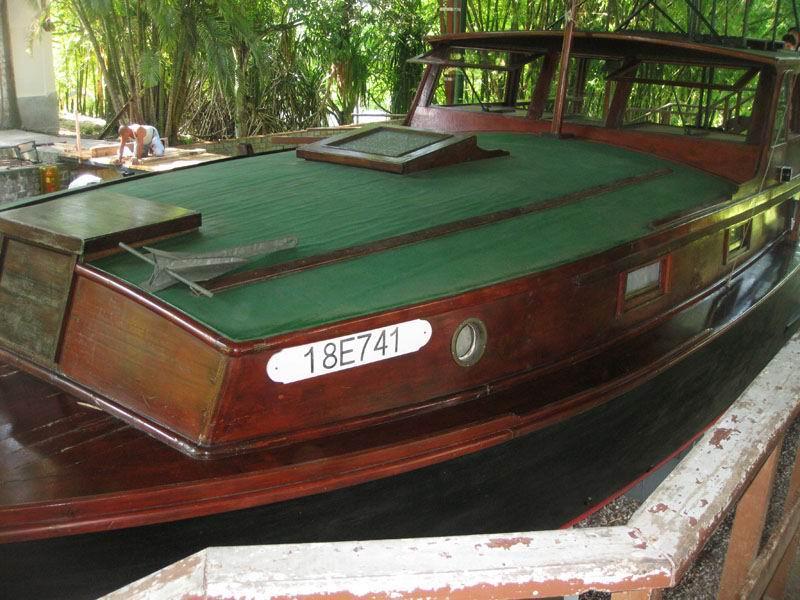 Хемингуэй на Кубе.