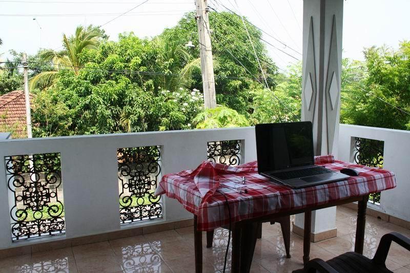 Шри-Ланка дом.