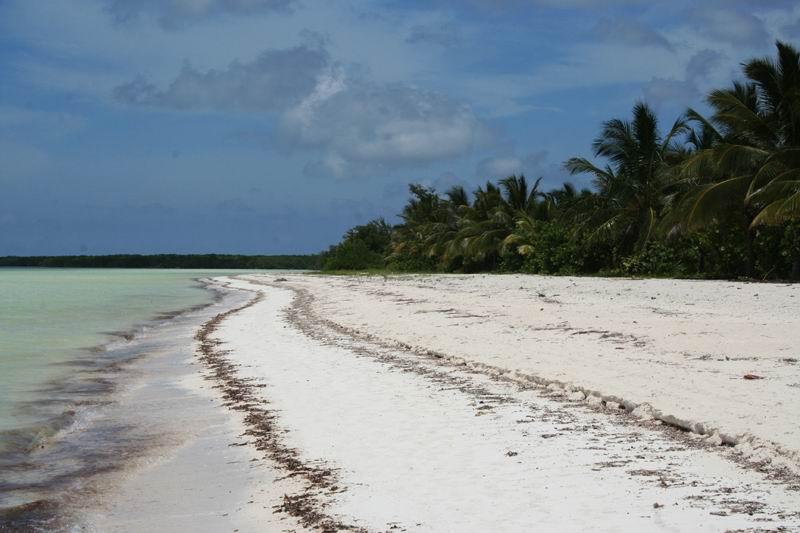 Остров Кайо Бланко, Куба.