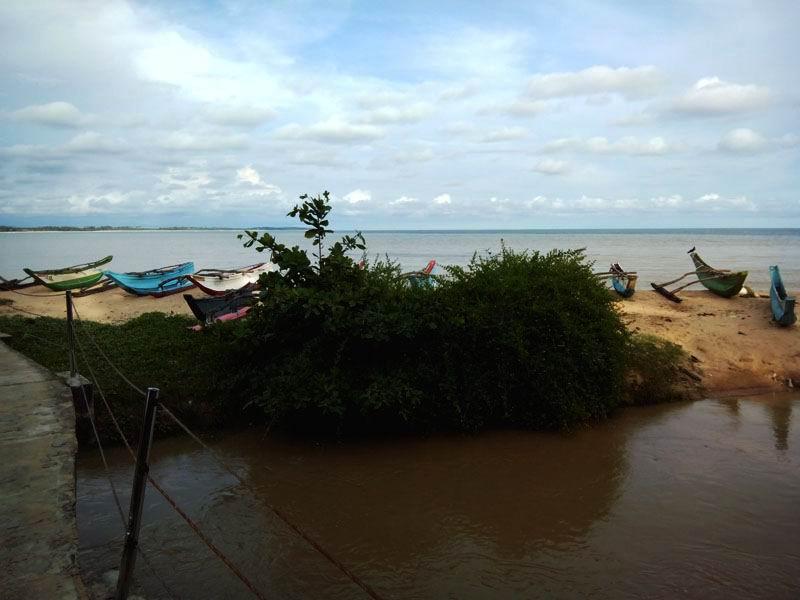 Тангалле, Шри-Ланка.