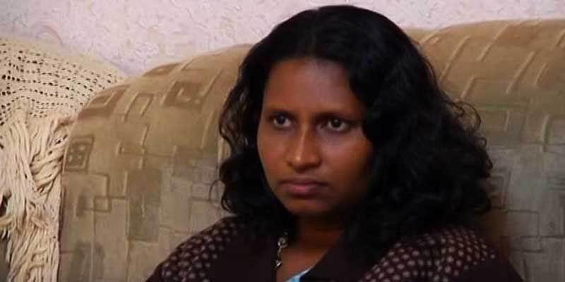 Участница проекта из Шри-Ланки.