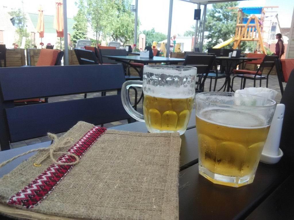 А вот и наше пиво :)
